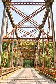 Abandoned Steel Bridge