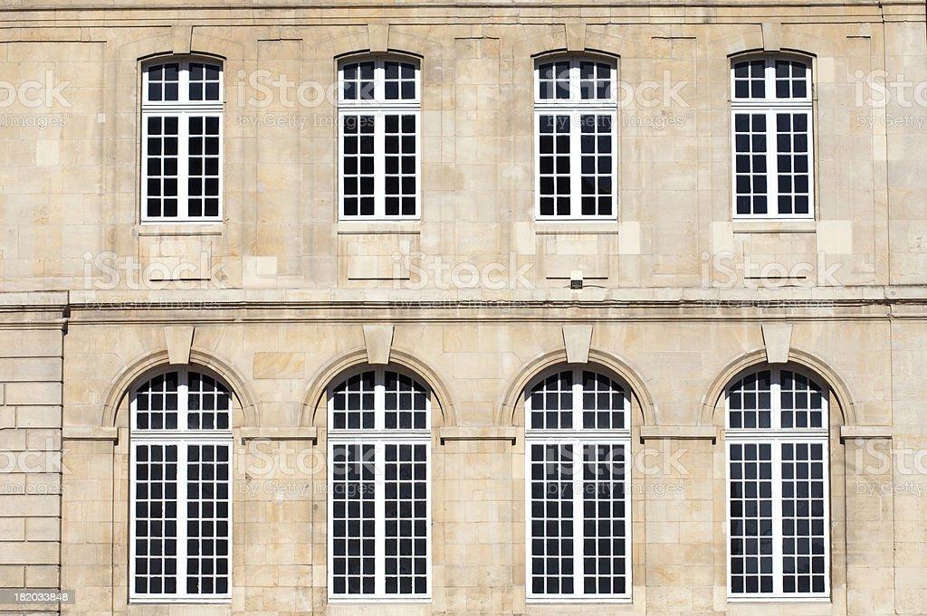 Abbaye aux Dames stock photo