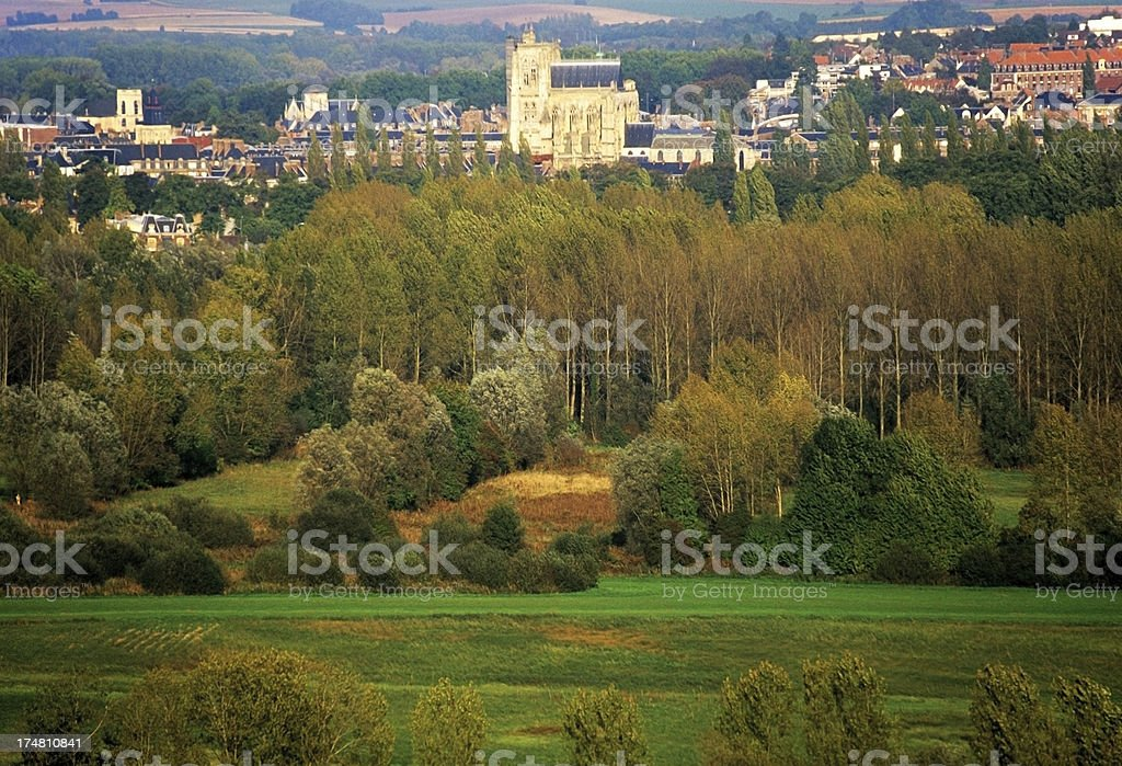 abbeville stock photo