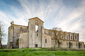 Abbey of San Galgano, Tuscany, Italy