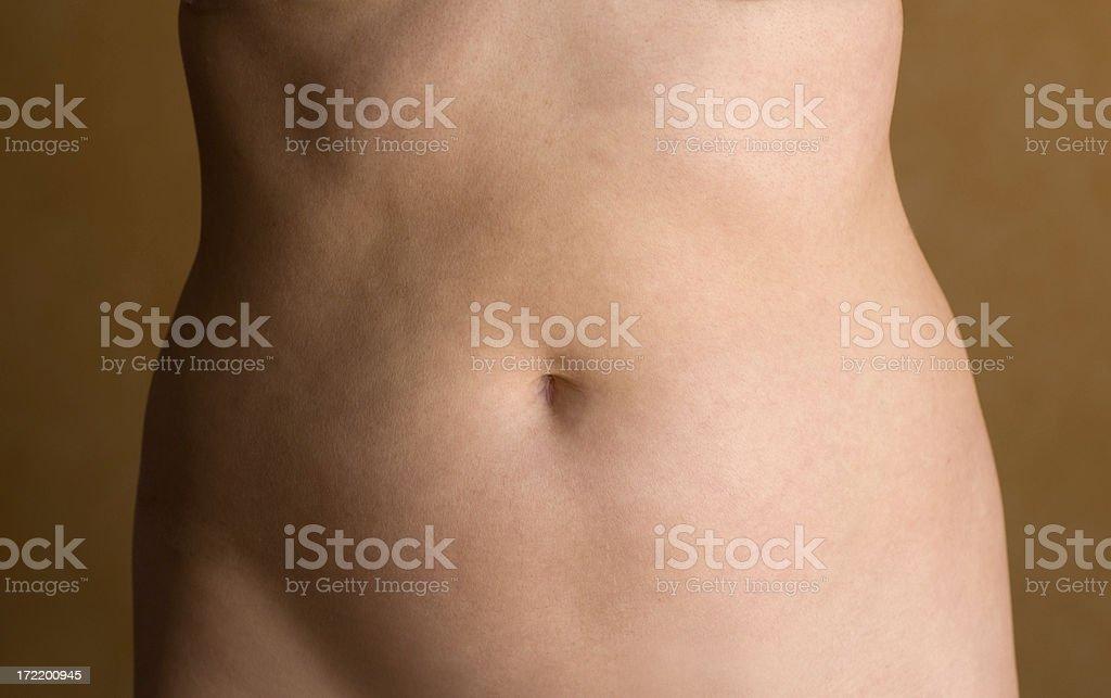 Abdomen stock photo