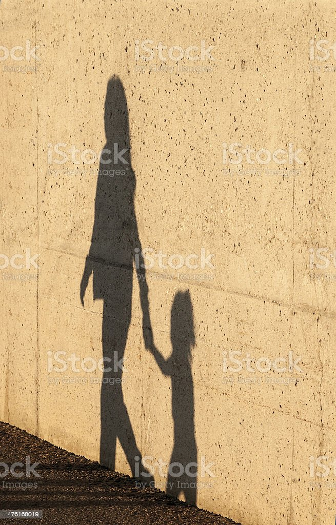 Abduction stock photo