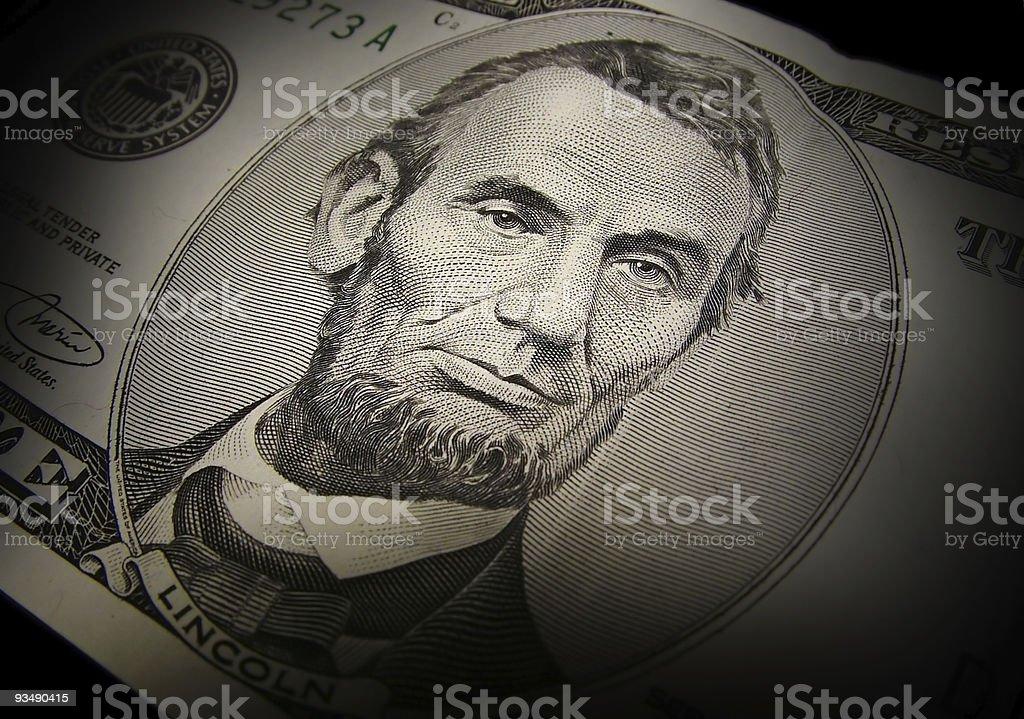 Abe stock photo