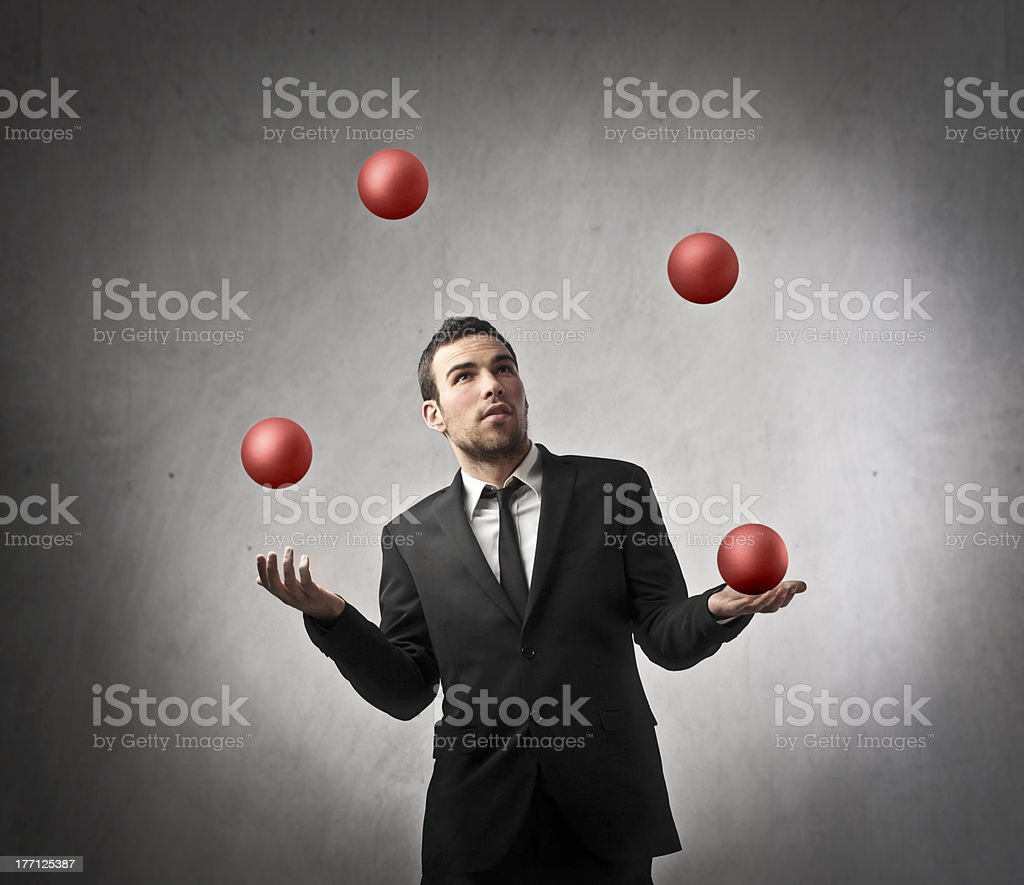 Ability in business stock photo