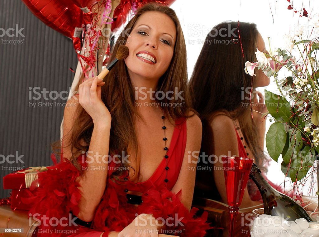 Able To Seduce royalty-free stock photo