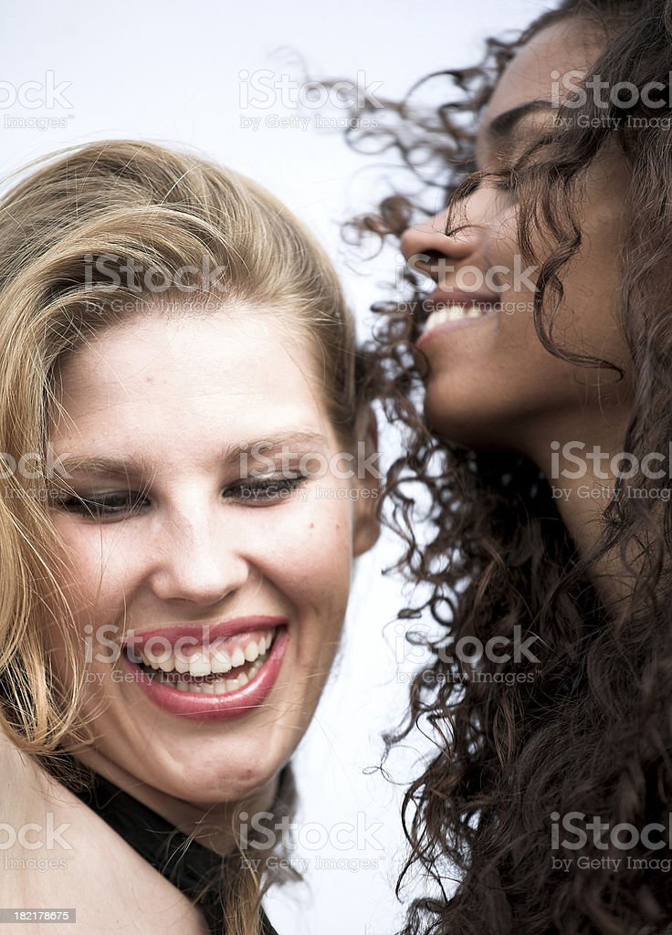 About laugh royalty-free stock photo