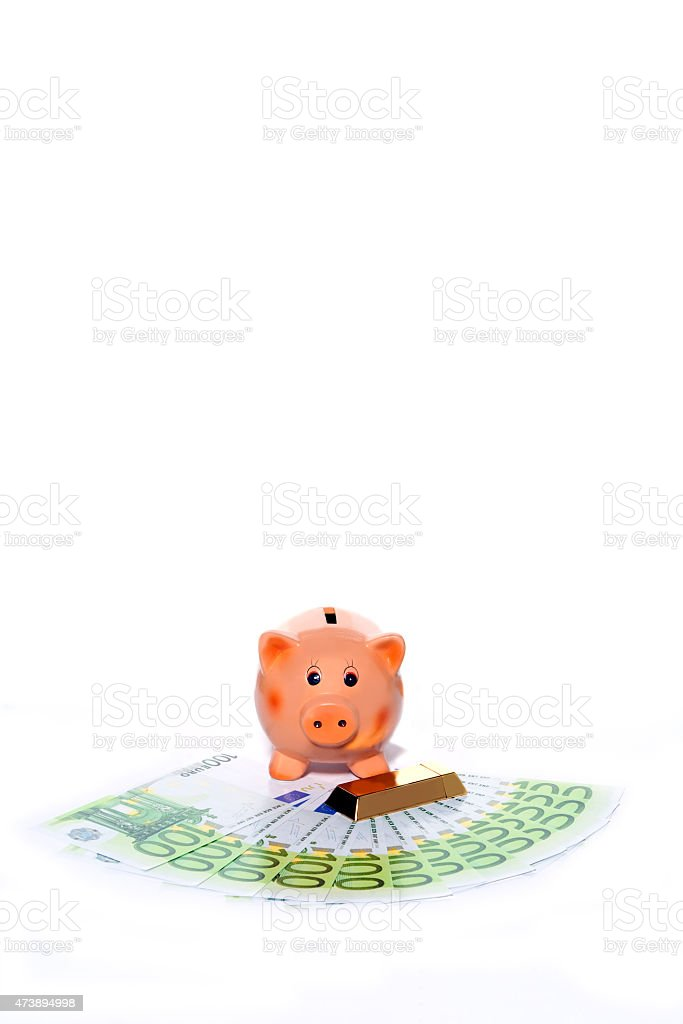 About Money stock photo