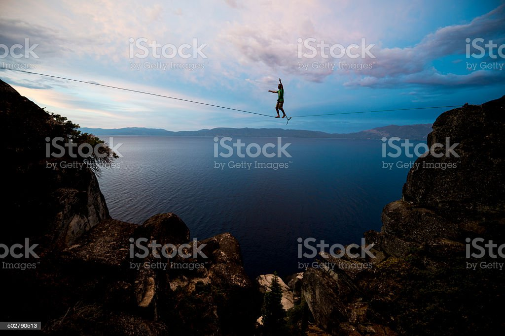 above all stock photo