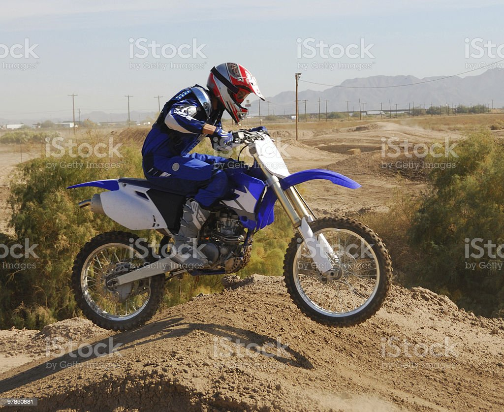 Above the Apex royalty-free stock photo