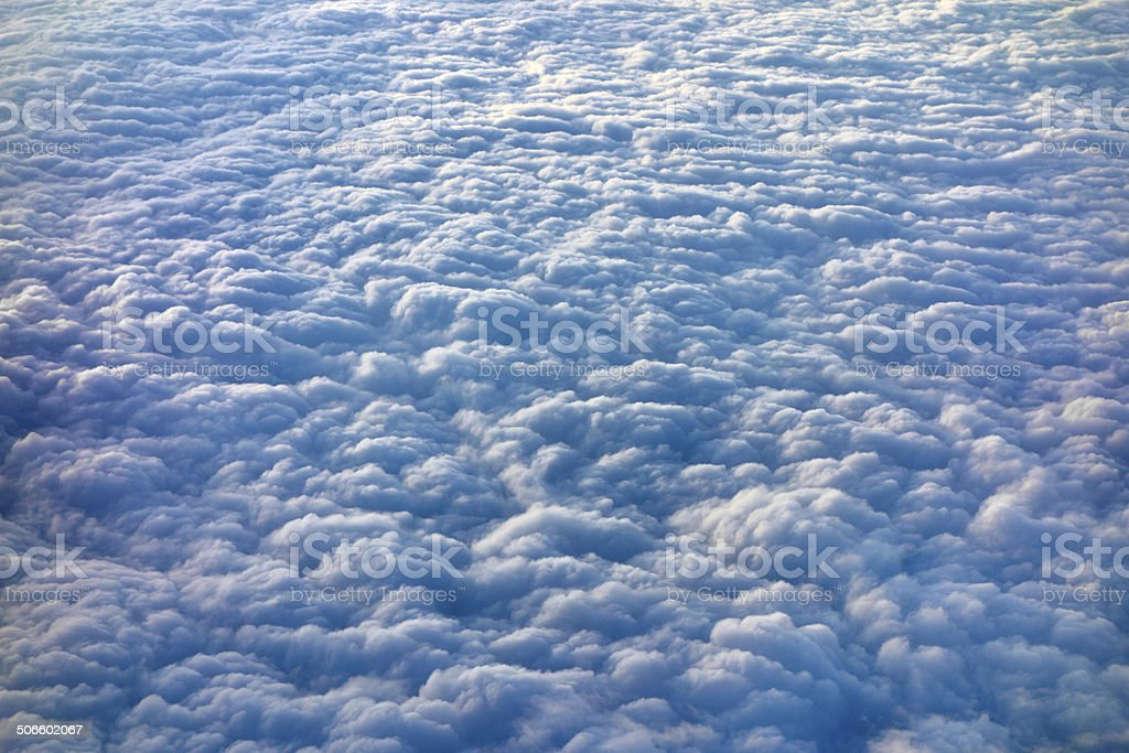 Above the Clouds, Background royalty-free stock photo