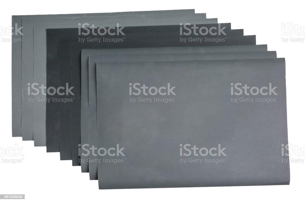 abrasive black stock photo