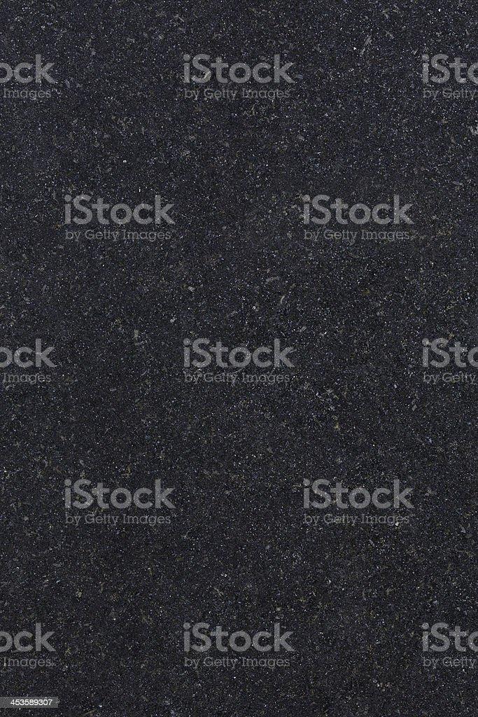 Absolute Black Granite stock photo