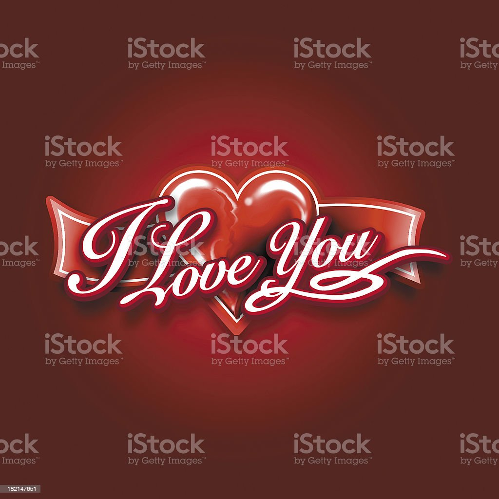 Absolute Love royalty-free stock photo