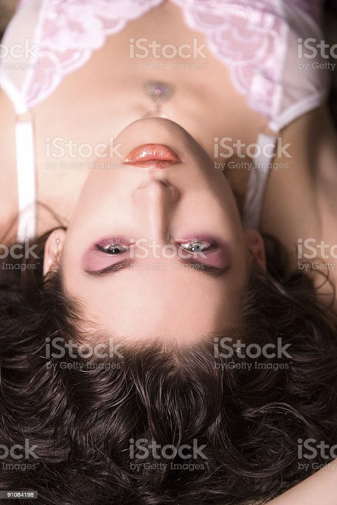 Absolutely Gorgeous royalty-free stock photo
