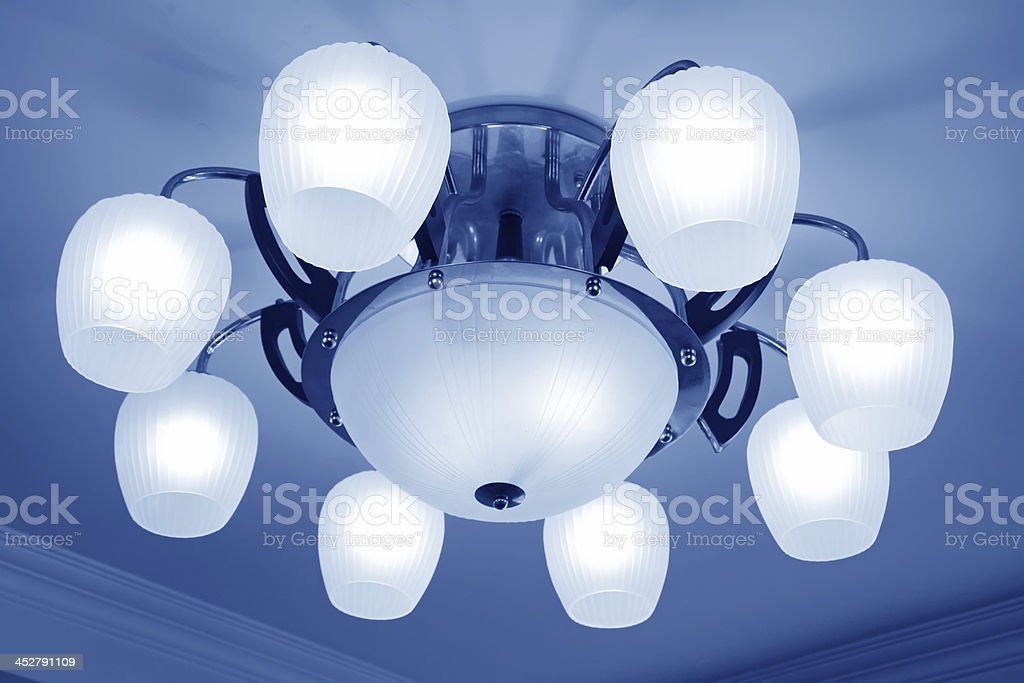 absorb dome light stock photo