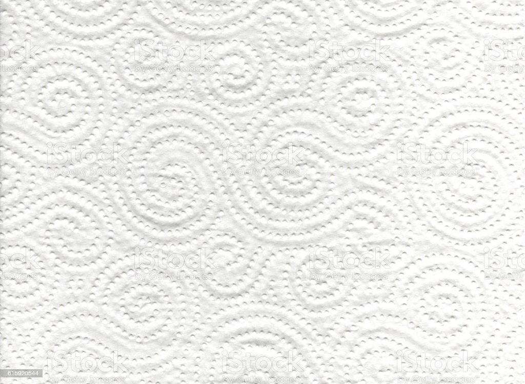 Absorbent paper stock photo