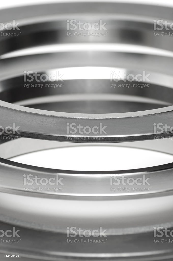 Abstrack metal background royalty-free stock photo