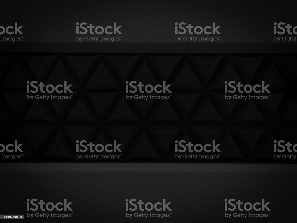 abstract 3d Background image triangle pattern arranged several pieces together. stock photo