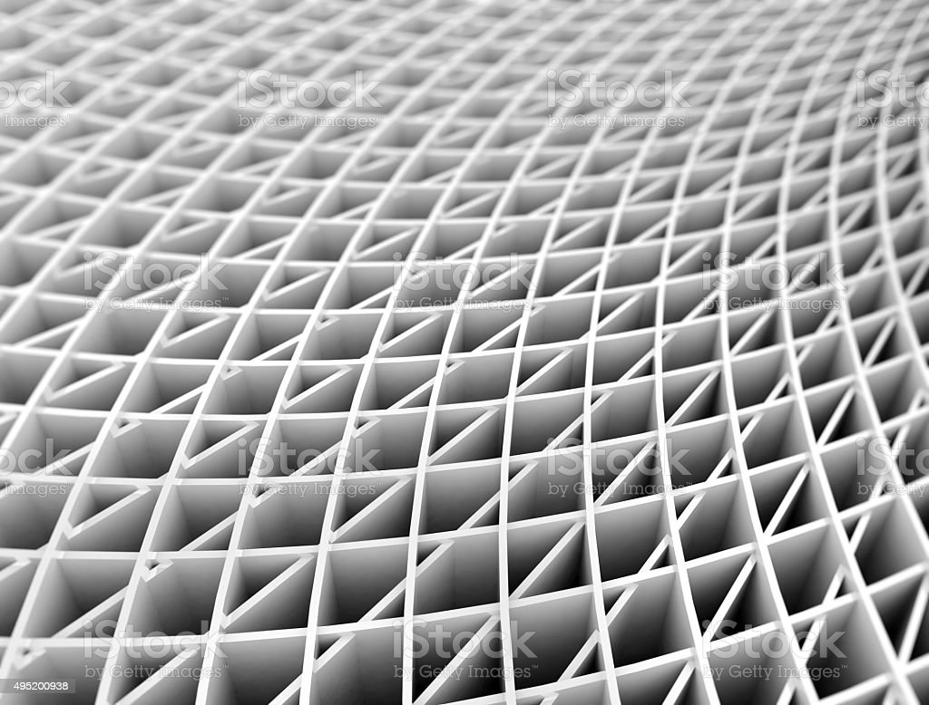Abstract 3d lines background stock photo