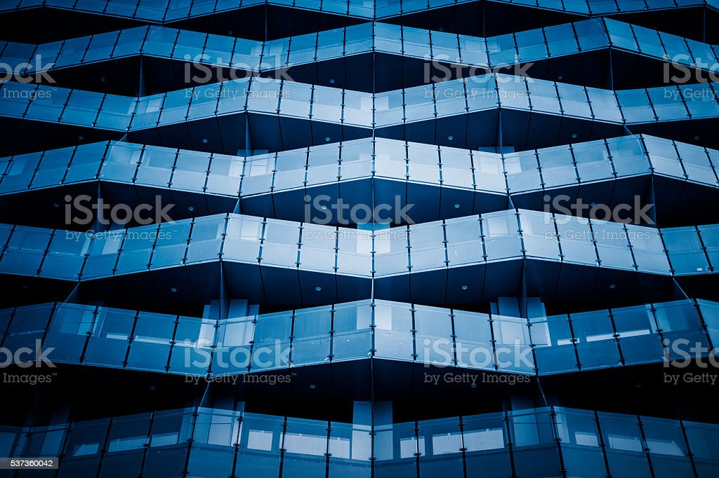 abstract architecture stock photo