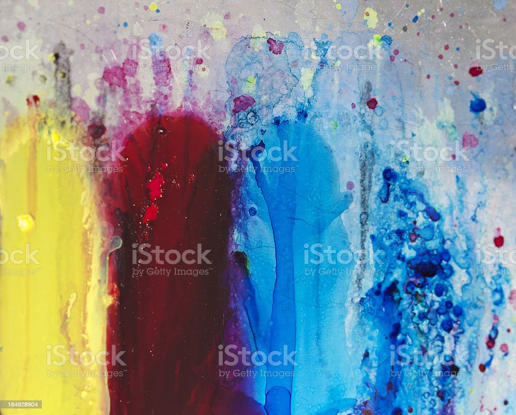 Abstract Art Backgrounds royalty-free stock photo