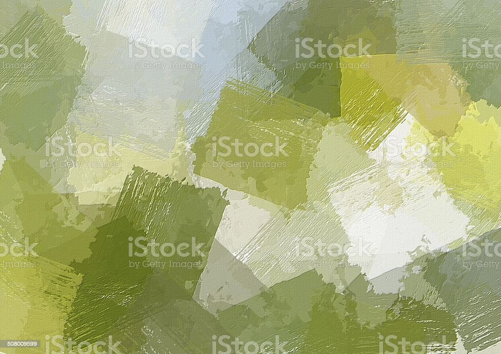 Abstract Art with Burlap Canvas Texture stock photo