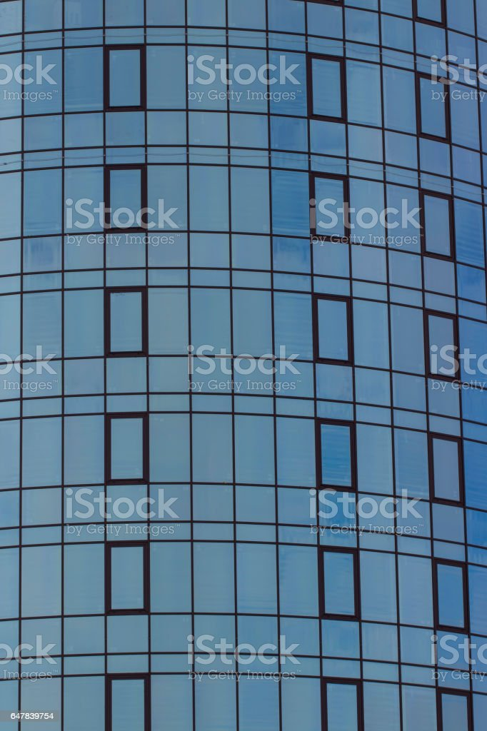 abstract background and can be illustration to article of Office Building stock photo