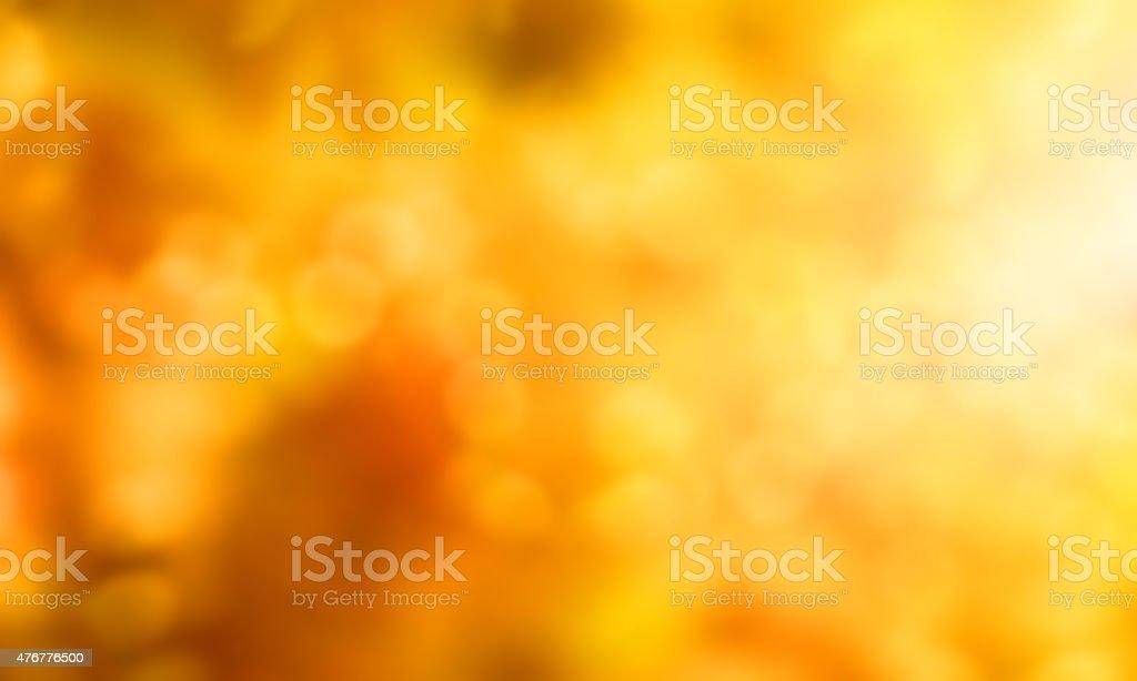 Abstract background autumn season stock photo