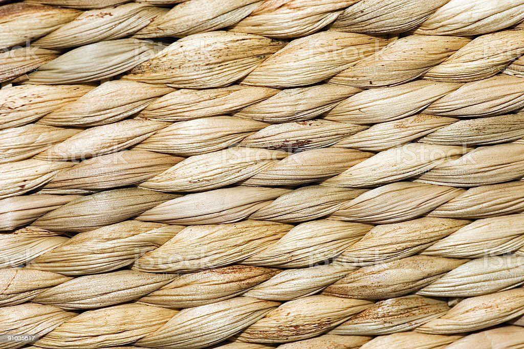 Abstract Background - Basket Texture royalty-free stock photo