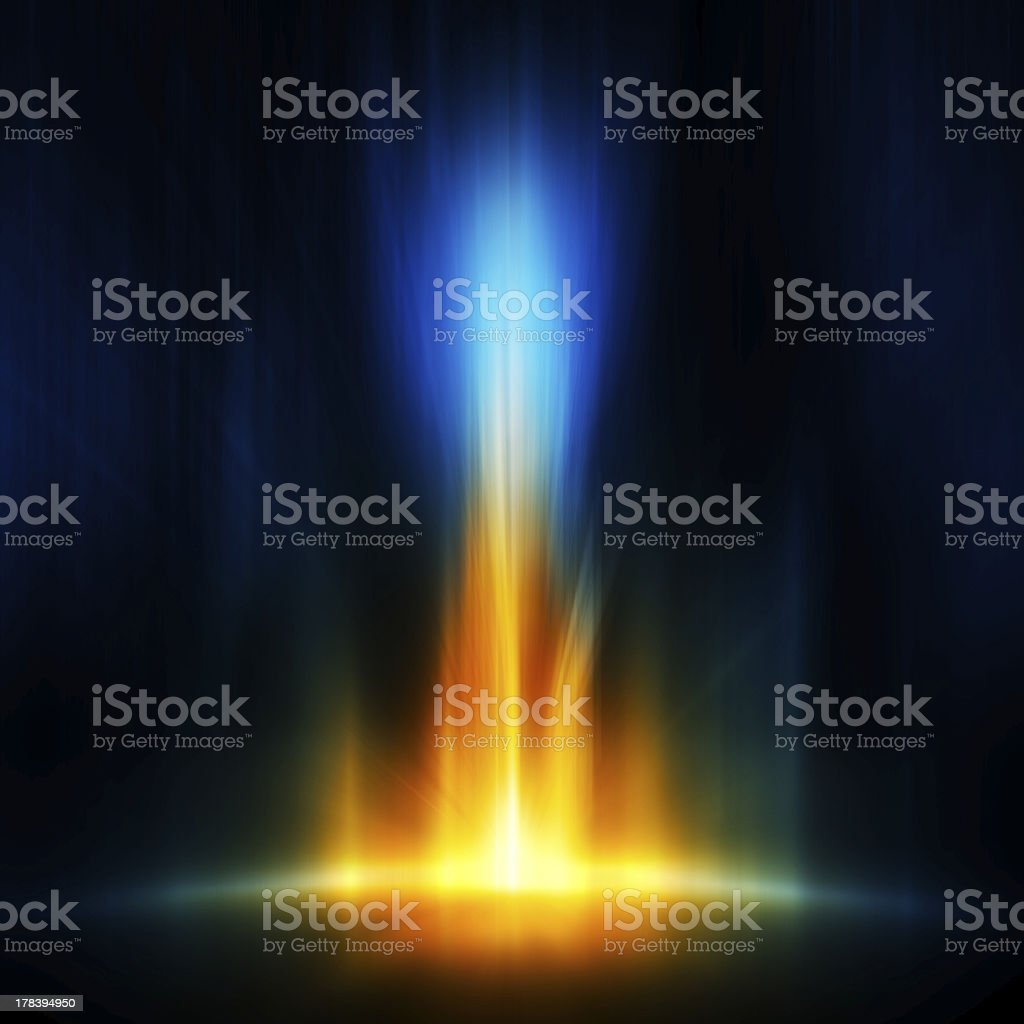 Abstract background, Beautiful rays of light. royalty-free stock photo
