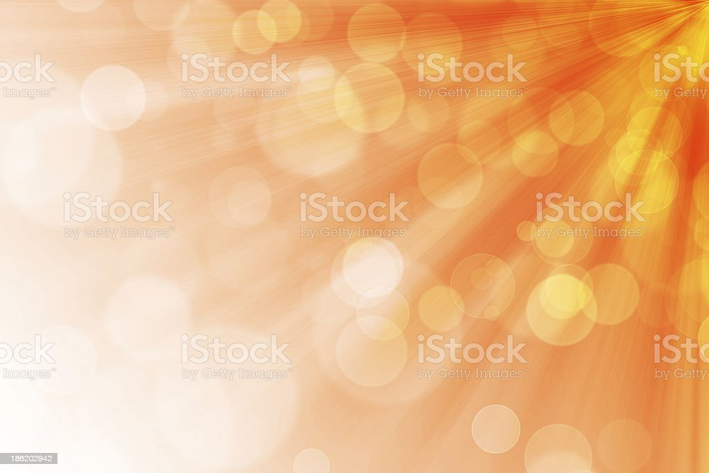 Abstract background bokeh light pattern royalty-free stock photo