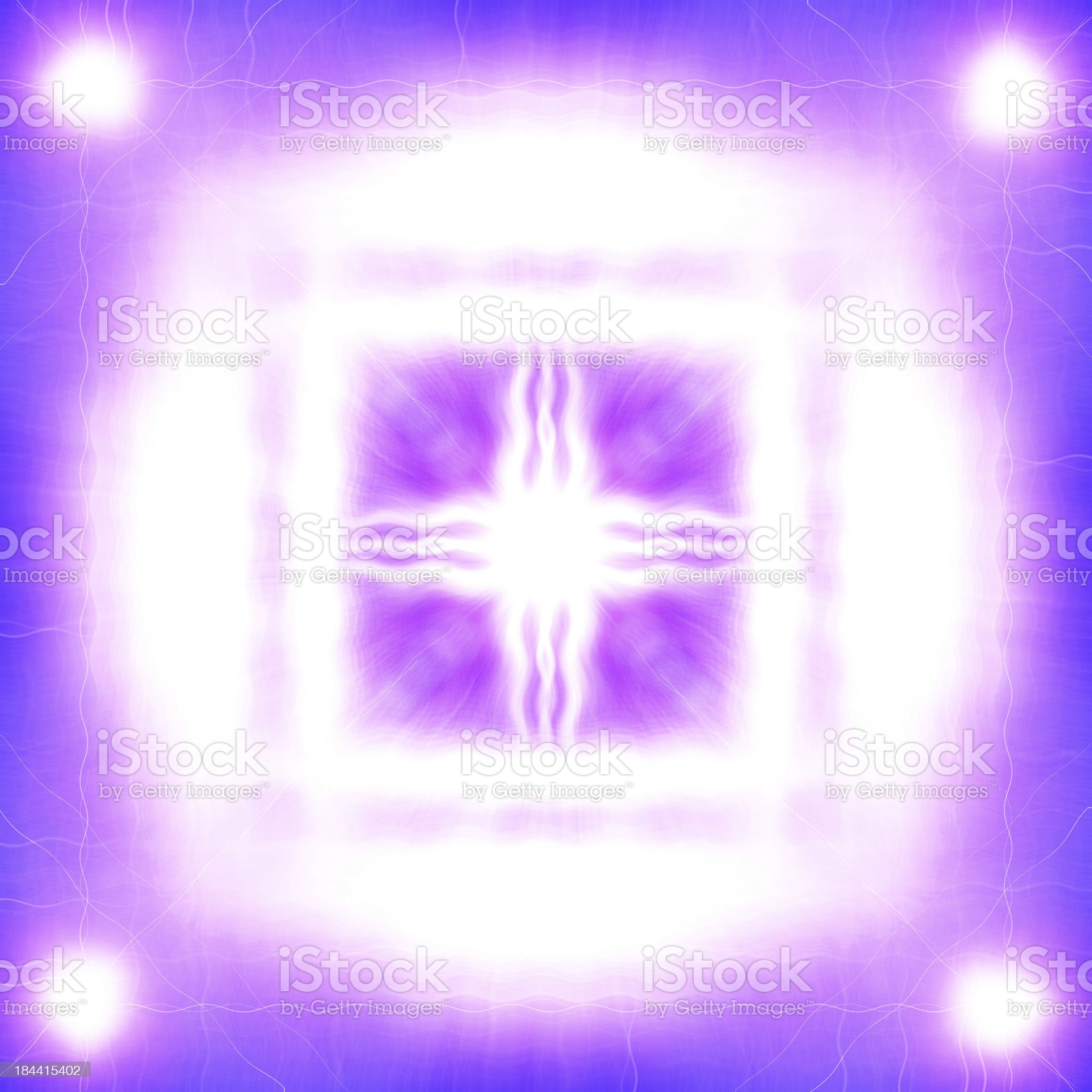 Abstract background. circle of light in movement royalty-free stock photo