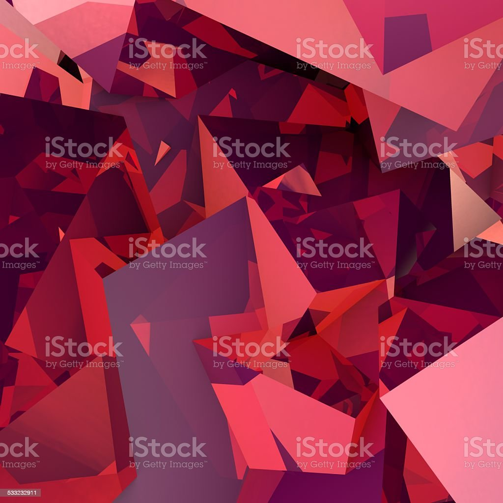abstract background consisting of geometric shapes vector art illustration