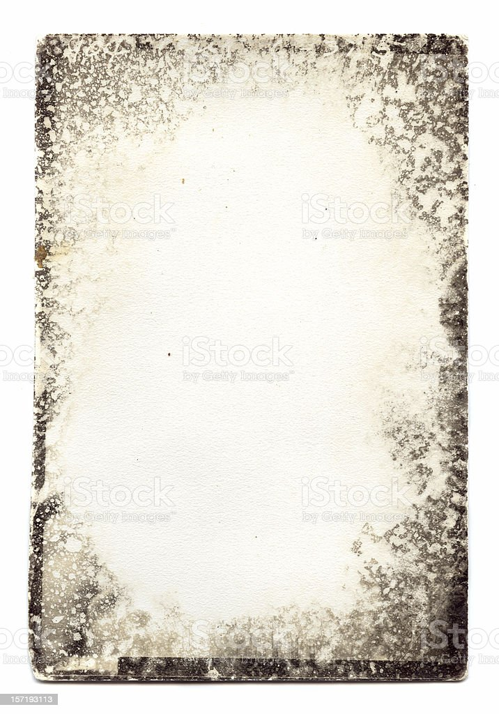 Abstract Background Film Border royalty-free stock photo