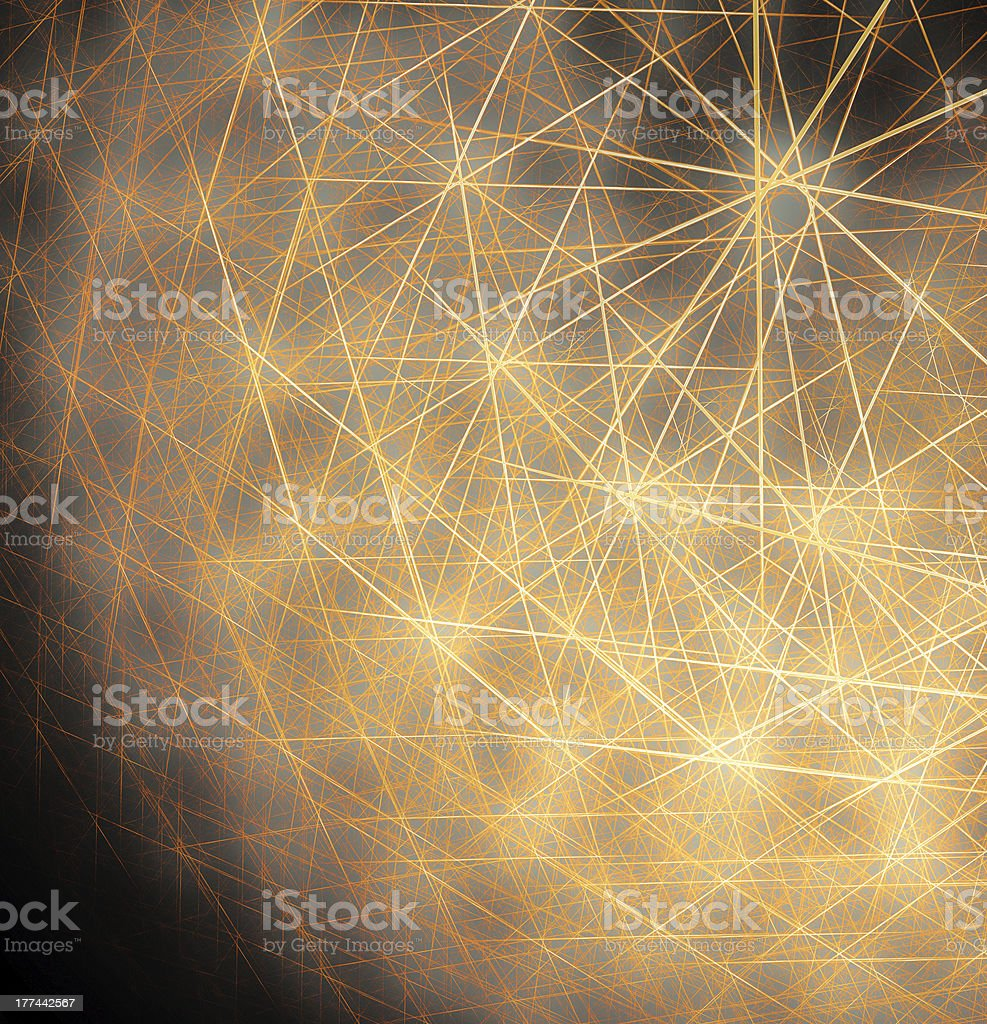 Abstract background - fireworks royalty-free stock photo