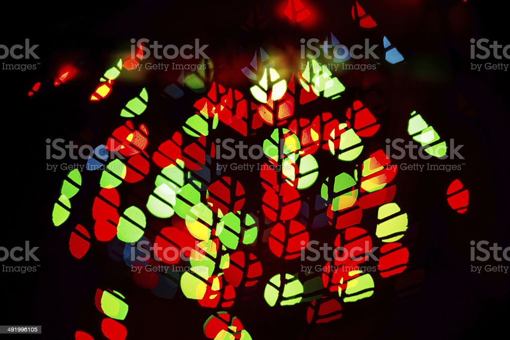 Abstract background foliage royalty-free stock photo