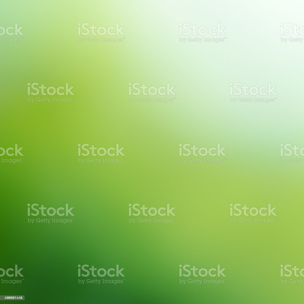 abstract  background in green and yellow color stock photo