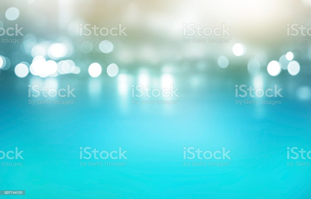abstract background light on street, pastel blur concept stock photo
