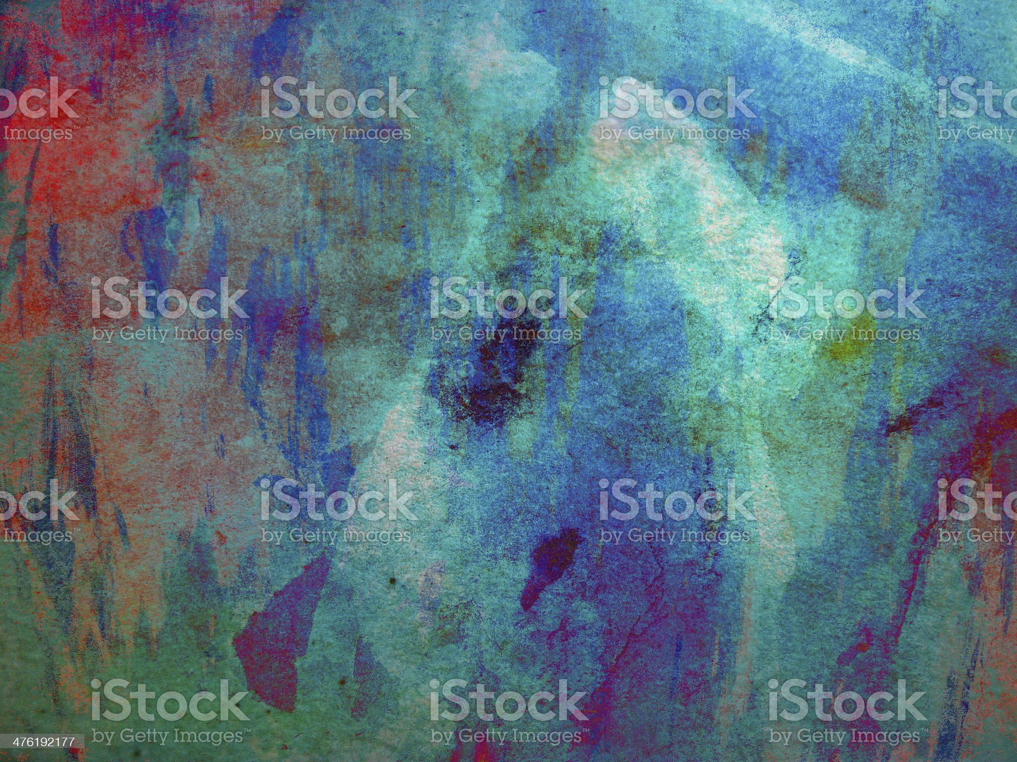 Abstract background nature painting royalty-free stock vector art