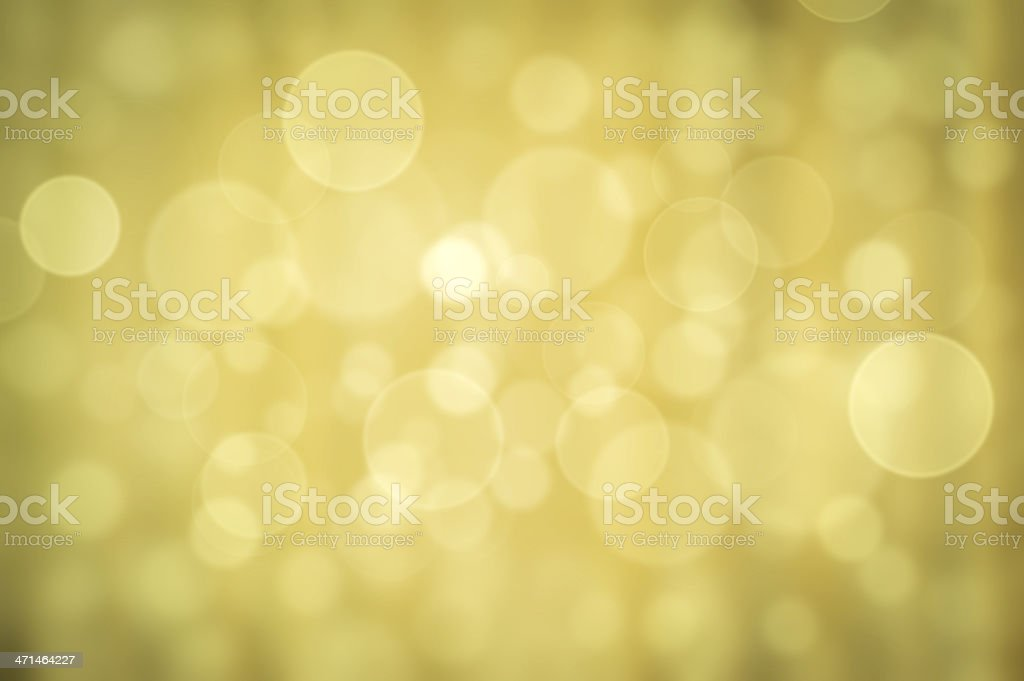Abstract background of bokeh effect vector art illustration