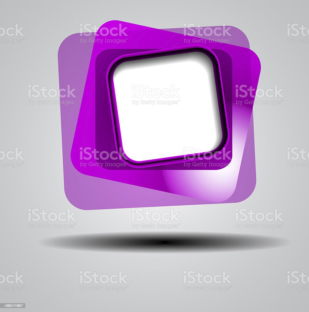 Abstract background of color squares. royalty-free stock photo