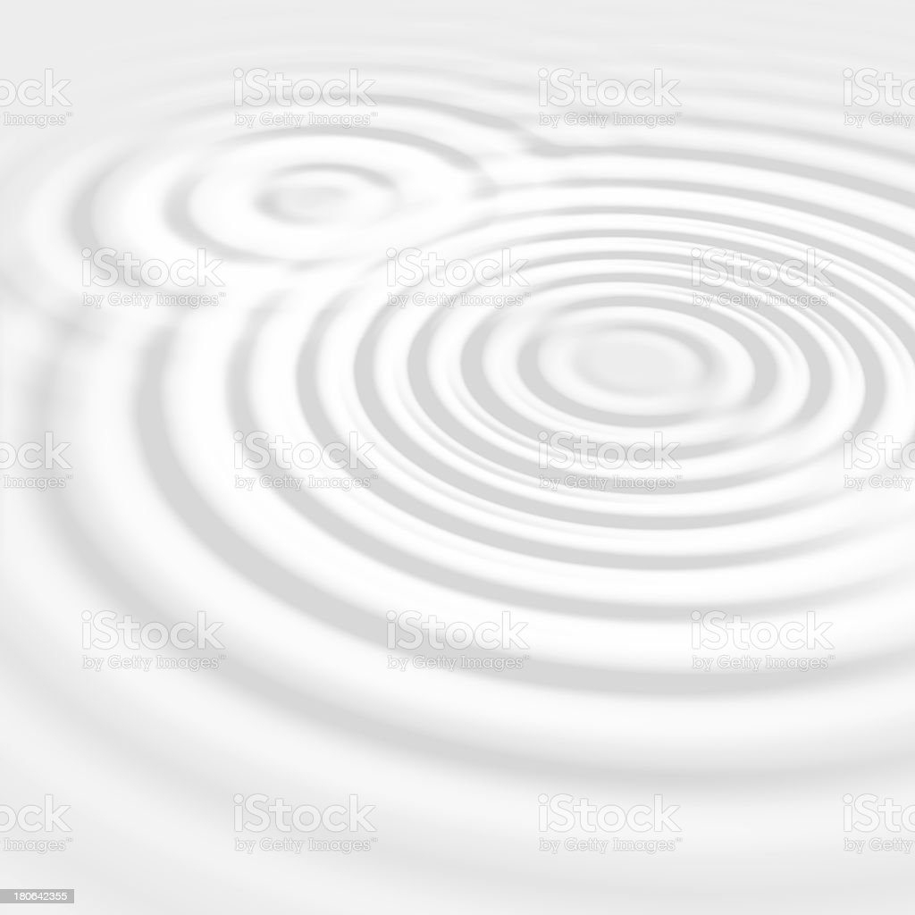 Abstract background of gray water ripples stock photo