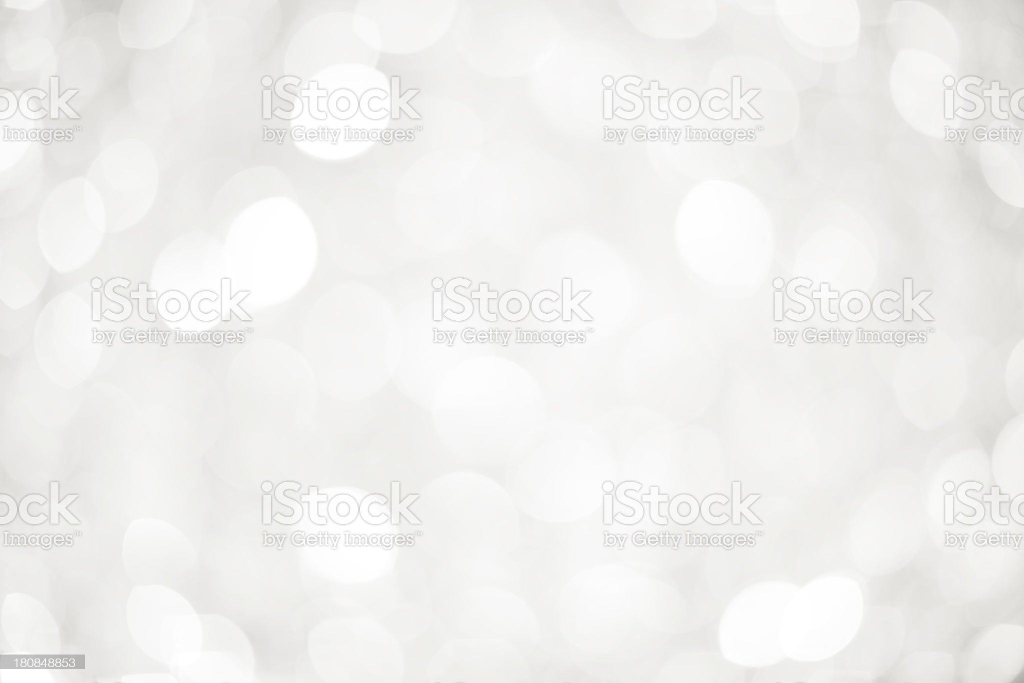 Abstract background of irregular white lights royalty-free stock photo