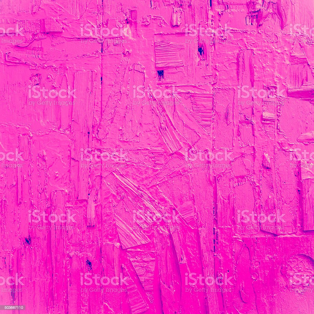 abstract background of painted wood pieces stock photo