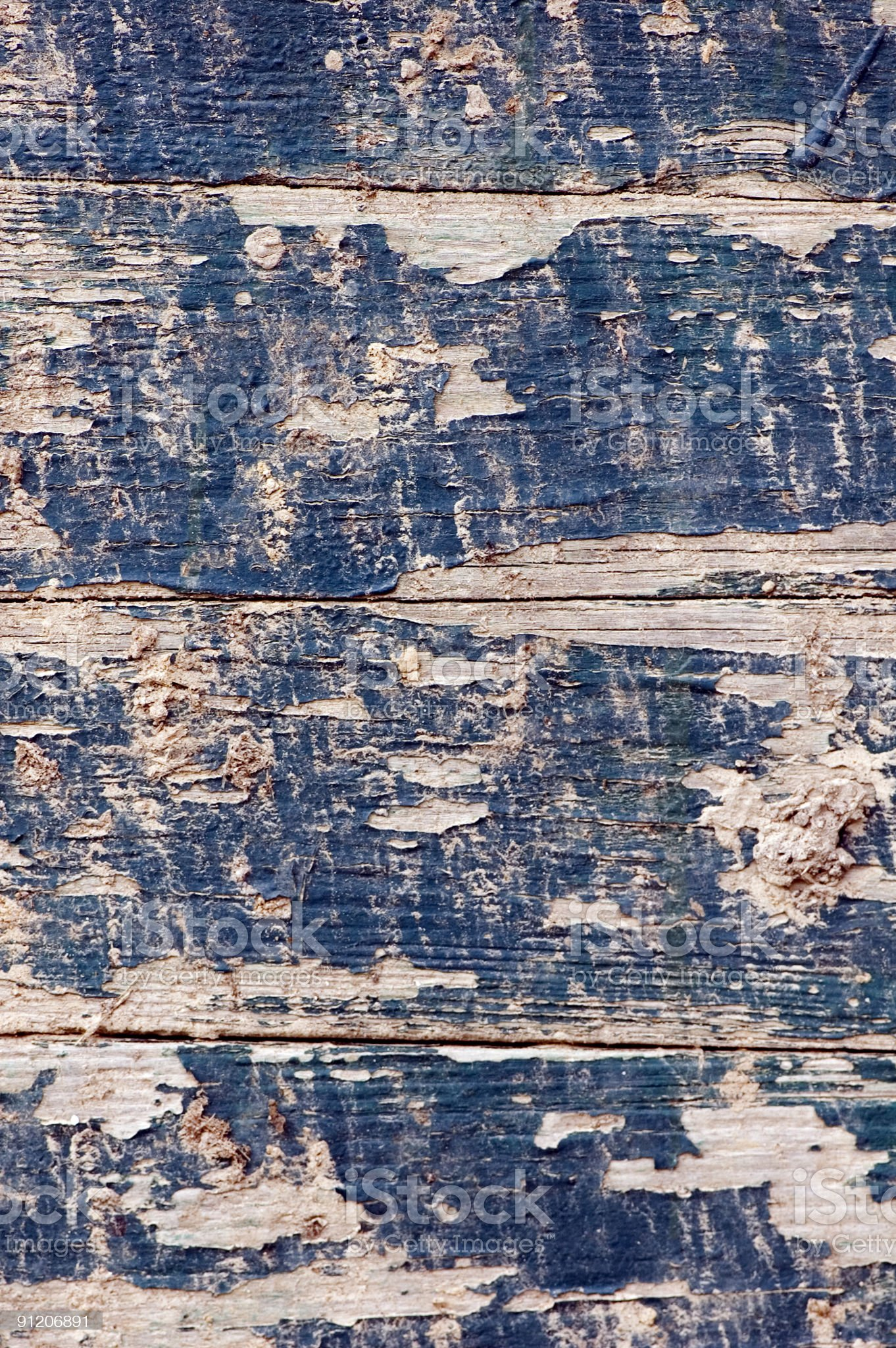 Abstract Background - Rusty Wood royalty-free stock photo