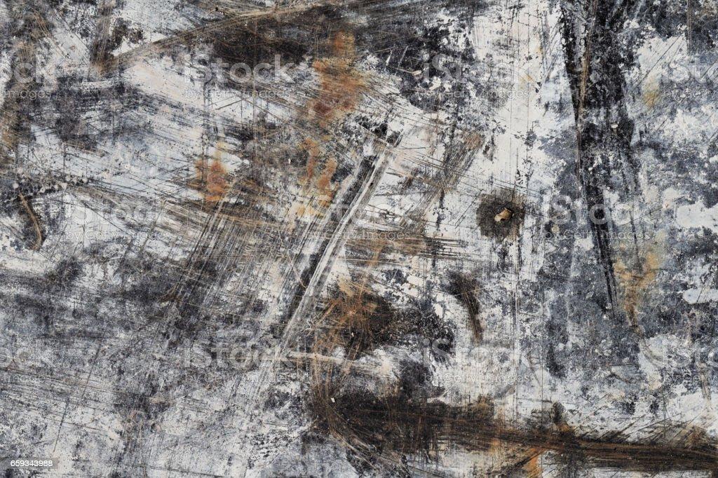 Abstrakte Hintergrundtextur in weiß und braun auf schwarz ich – Foto