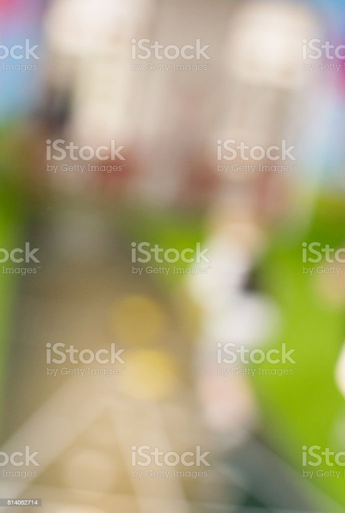 Abstract, background, unfocused stock photo