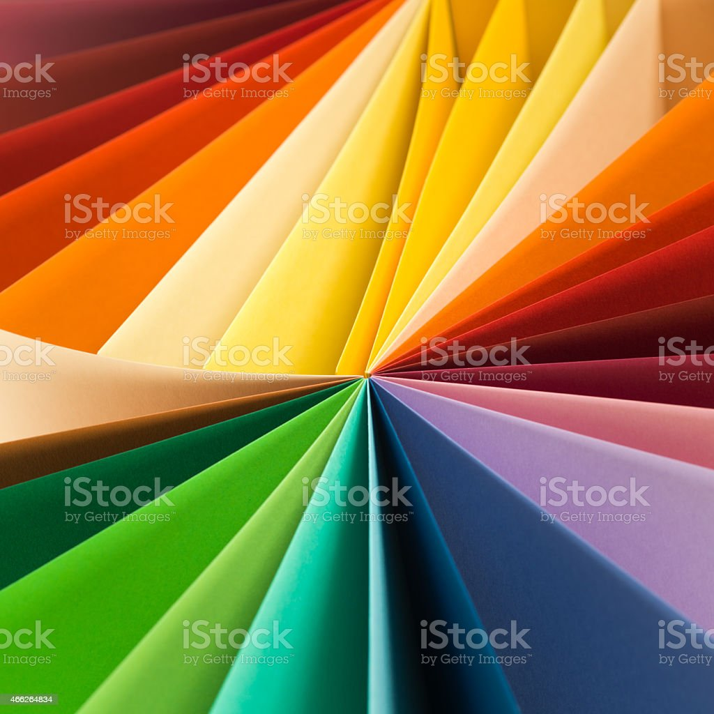abstract background wih exciting colors stock photo