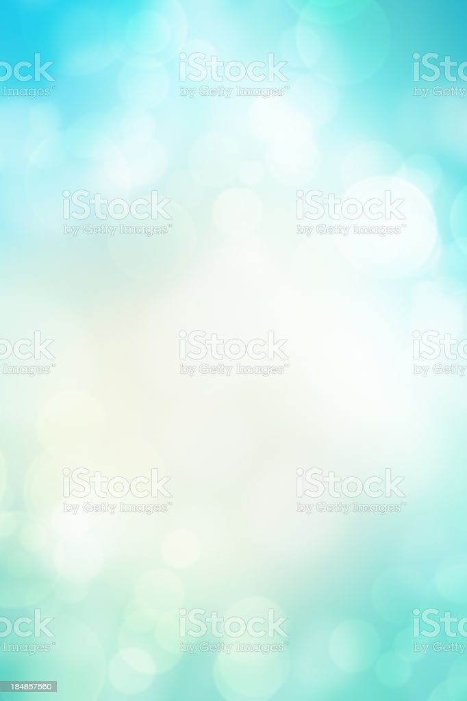 Abstract background with defocused lights royalty-free stock photo