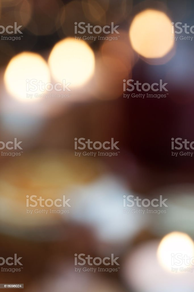 Abstract background with light dots stock photo